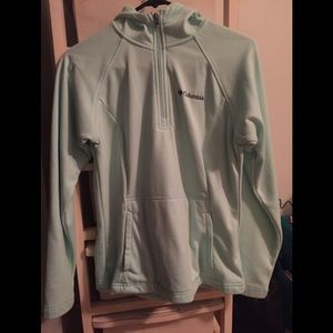 Columbia Track Jacket Size Small